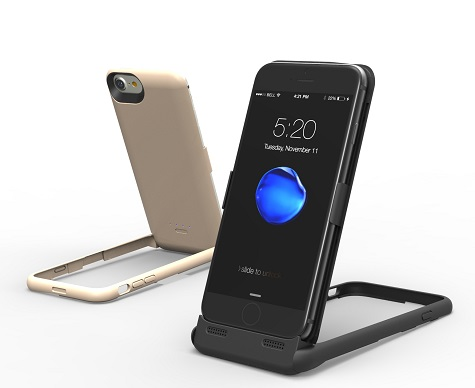 istand 7 gold black